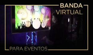 banda virtual para eventos